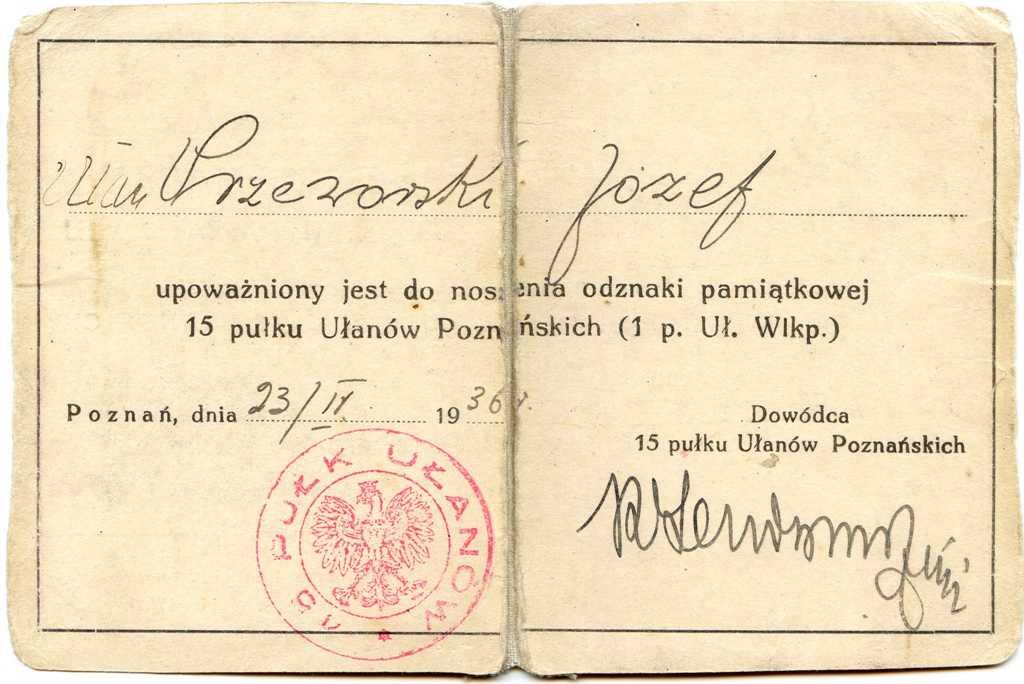 uł. Józef Przeworski