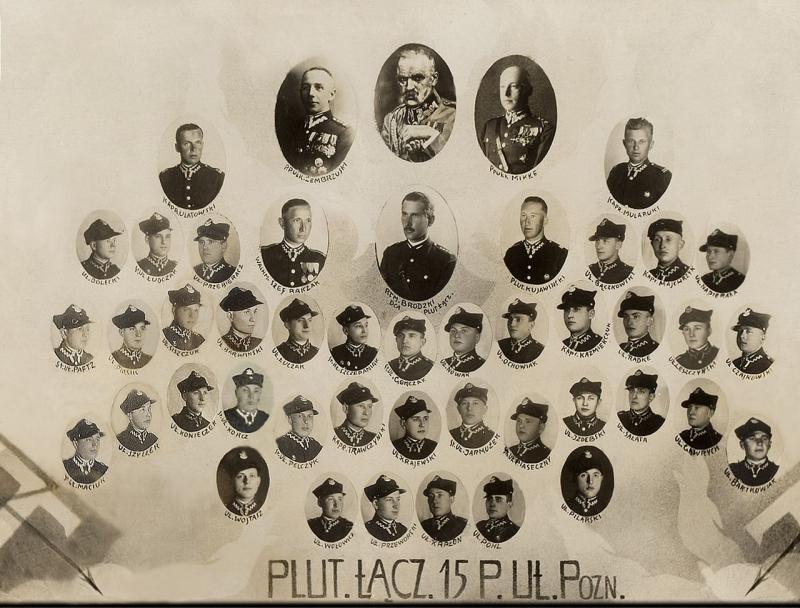 plut. łączności 15 PU