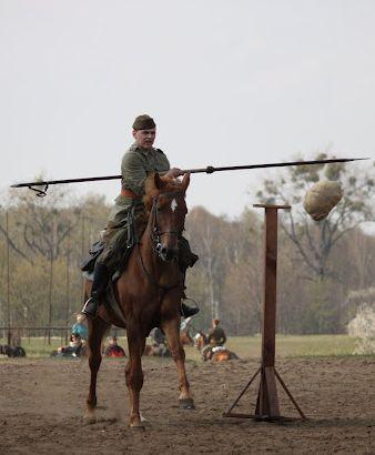 Święto Pułkowe – zawody