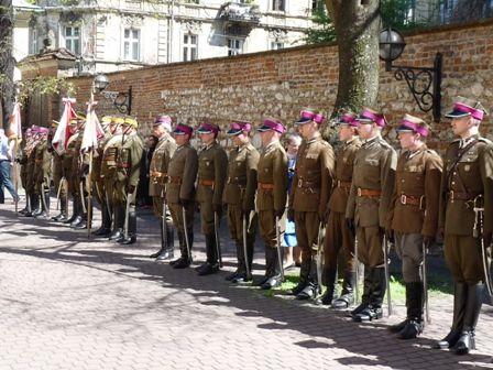 Święto Pułkowe Pułku 3 Strzelców Konnych