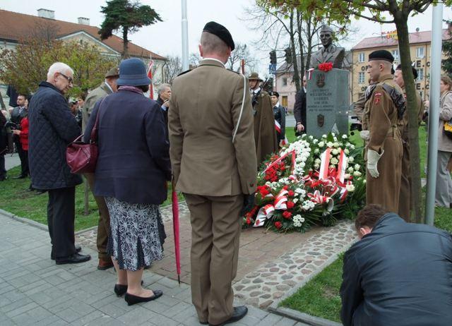 Pomnik gen. broni Władysława Andersa