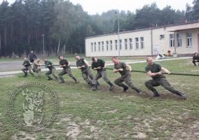 Zawody o Puchar Dowódcy 15. batalionu Ułanów Poznańskich