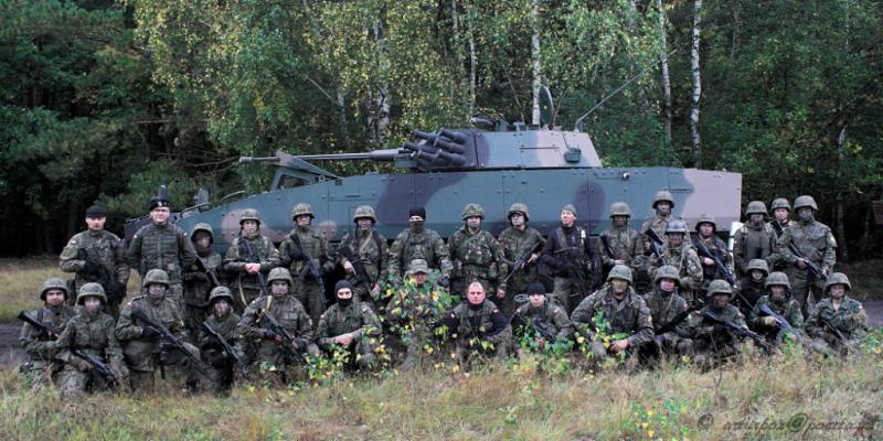 Obóz Militarny – Wędrzyn 2016